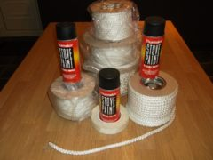 Stove Rope Fire Rope Gaskets