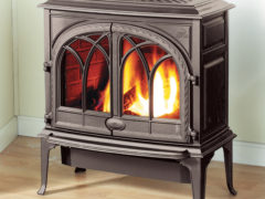 Jotul Replacement Stove Glass