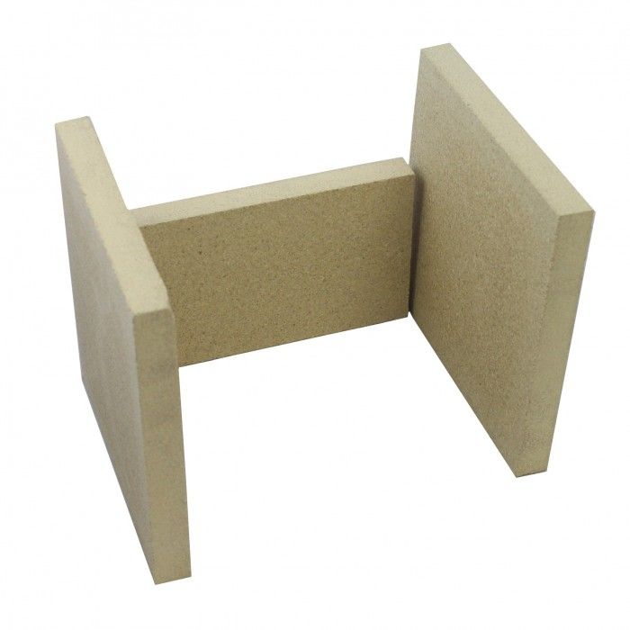 Replacement Fire Brick : Stoveglass direct replacement stove fire bricks cut